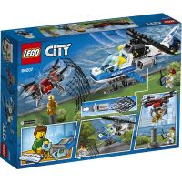 LEGO City 60207 Letecká policie a dron 3