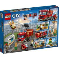 LEGO City 60214 Záchrana burgrárny 3