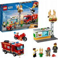 LEGO® City 60214 Záchrana burgrárne