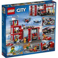 LEGO City 60215 Hasičská stanice 3
