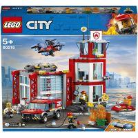 LEGO City 60215 Hasičská stanice 2