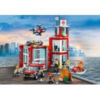 LEGO® City 60215 Hasičská stanice 6