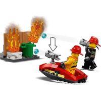 LEGO® City 60215 Hasičská stanice 4