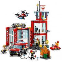 LEGO® City 60215 Hasičská stanice 3