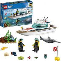 LEGO® City 60221 Potápěčská jachta