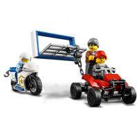 LEGO City 60244 Preprava policajnej helikoptéry - Poškodený obal 6