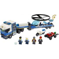 LEGO City 60244 Preprava policajnej helikoptéry - Poškodený obal 2
