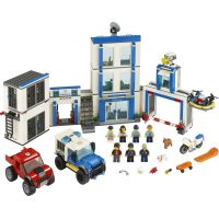 LEGO City 60246 Policejní stanice - Poškozený obal