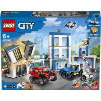 LEGO City 60246 Policejní stanice 4