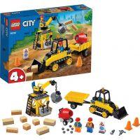 LEGO® City 60252 Buldozer na staveništi