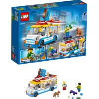 LEGO® City 60253 Zmrzlinárske auto