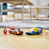 LEGO® City 60256 Pretekárske autá 4