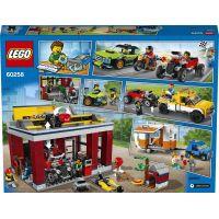 LEGO City 60258 Tuningová dílna 3