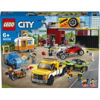 LEGO City 60258 Tuningová dílna 2