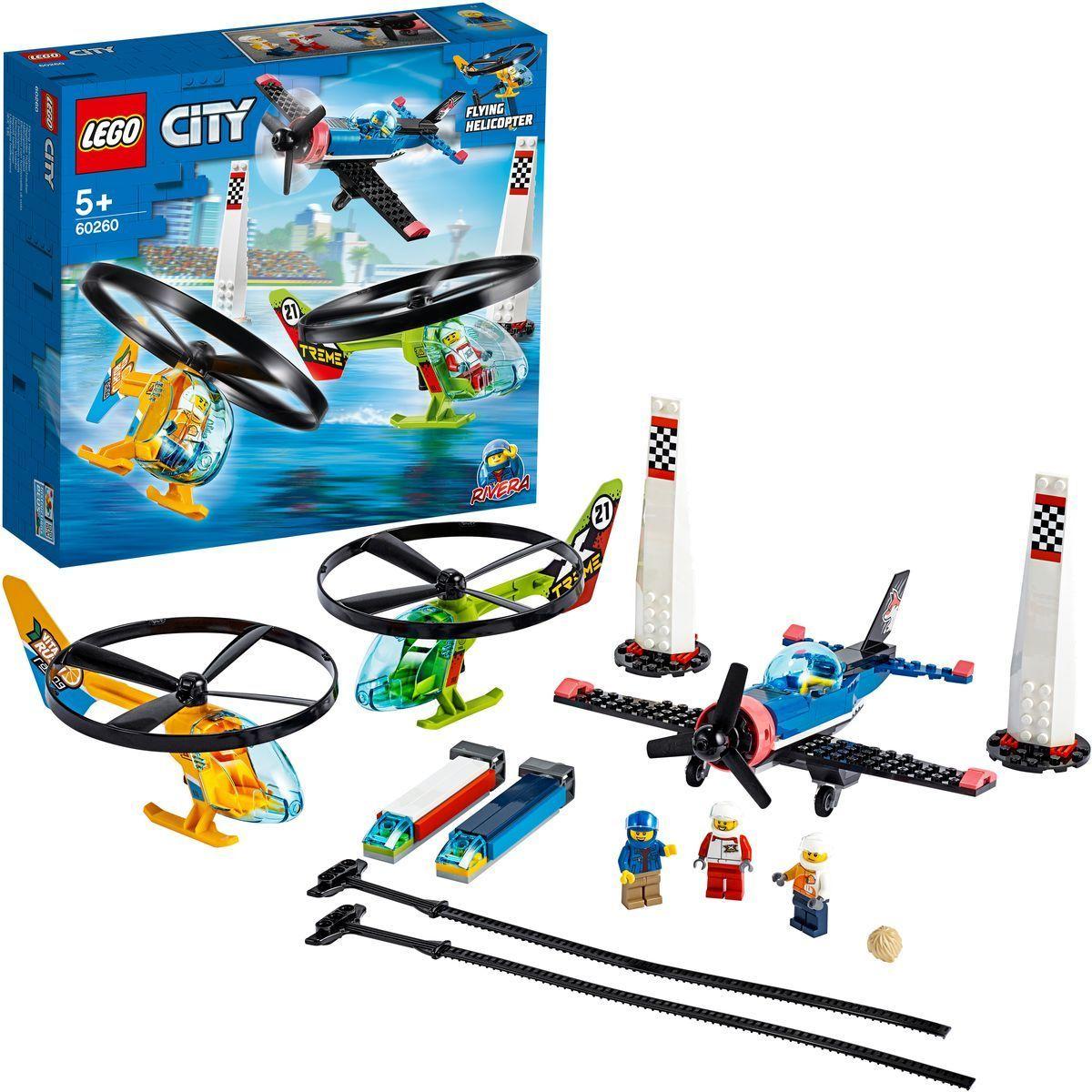 LEGO® City 60260 Závod ve vzduchu