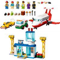 LEGO City 60261 Hlavní letiště 5