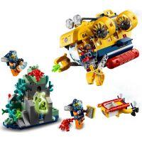 LEGO City 60264 Oceánská průzkumná ponorka 3