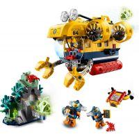 LEGO City 60264 Oceánská průzkumná ponorka 4