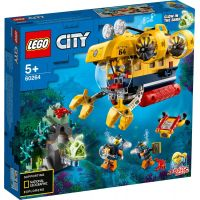 LEGO City 60264 Oceánská průzkumná ponorka 2