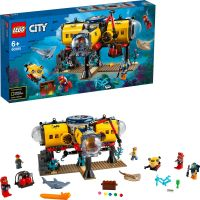 LEGO® City 60265 Oceánská průzkumná základna