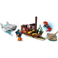 LEGO City 60266 Oceánská průzkumná loď 6