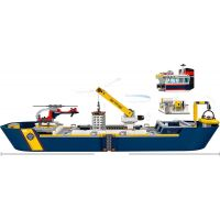 LEGO City 60266 Oceánská průzkumná loď 5