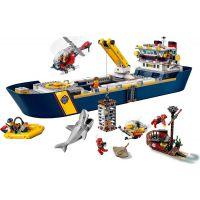 LEGO City 60266 Oceánská průzkumná loď 3