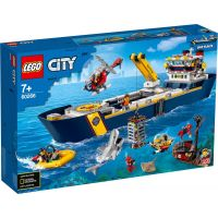 LEGO City 60266 Oceánská průzkumná loď 2