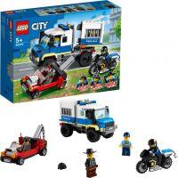 LEGO® City 60276 Vězeňský transport
