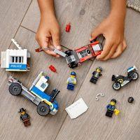 LEGO City 60276 Transportér pre väzňov 4