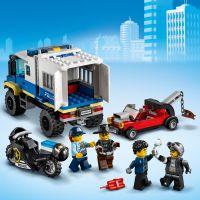 LEGO City 60276 Transportér pre väzňov 6