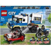 LEGO City 60276 Transportér pre väzňov 2