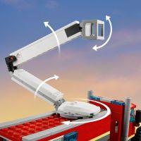 LEGO® City 60282 Velitelská jednotka hasičů 5