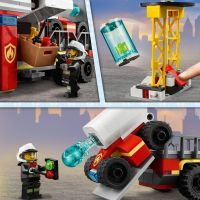 LEGO® City 60282 Velitelská jednotka hasičů 3