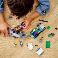 LEGO City 60288 Preprava pretekárskych bugín 4