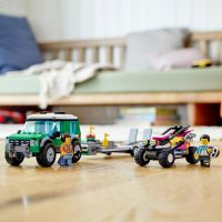 LEGO City 60288 Preprava pretekárskych bugín 5
