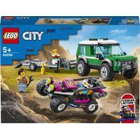 LEGO City 60288 Preprava pretekárskych bugín 2