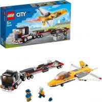 LEGO® City 60289 Transport akrobatickej stíhačky