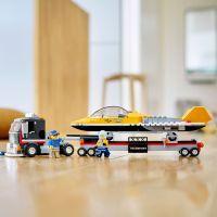 LEGO City 60289 Transport akrobatickej stíhačky 5