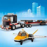 LEGO City 60289 Transport akrobatickej stíhačky 6