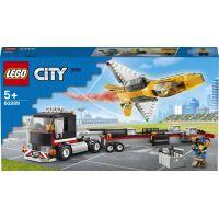 LEGO City 60289 Transport akrobatickej stíhačky 2