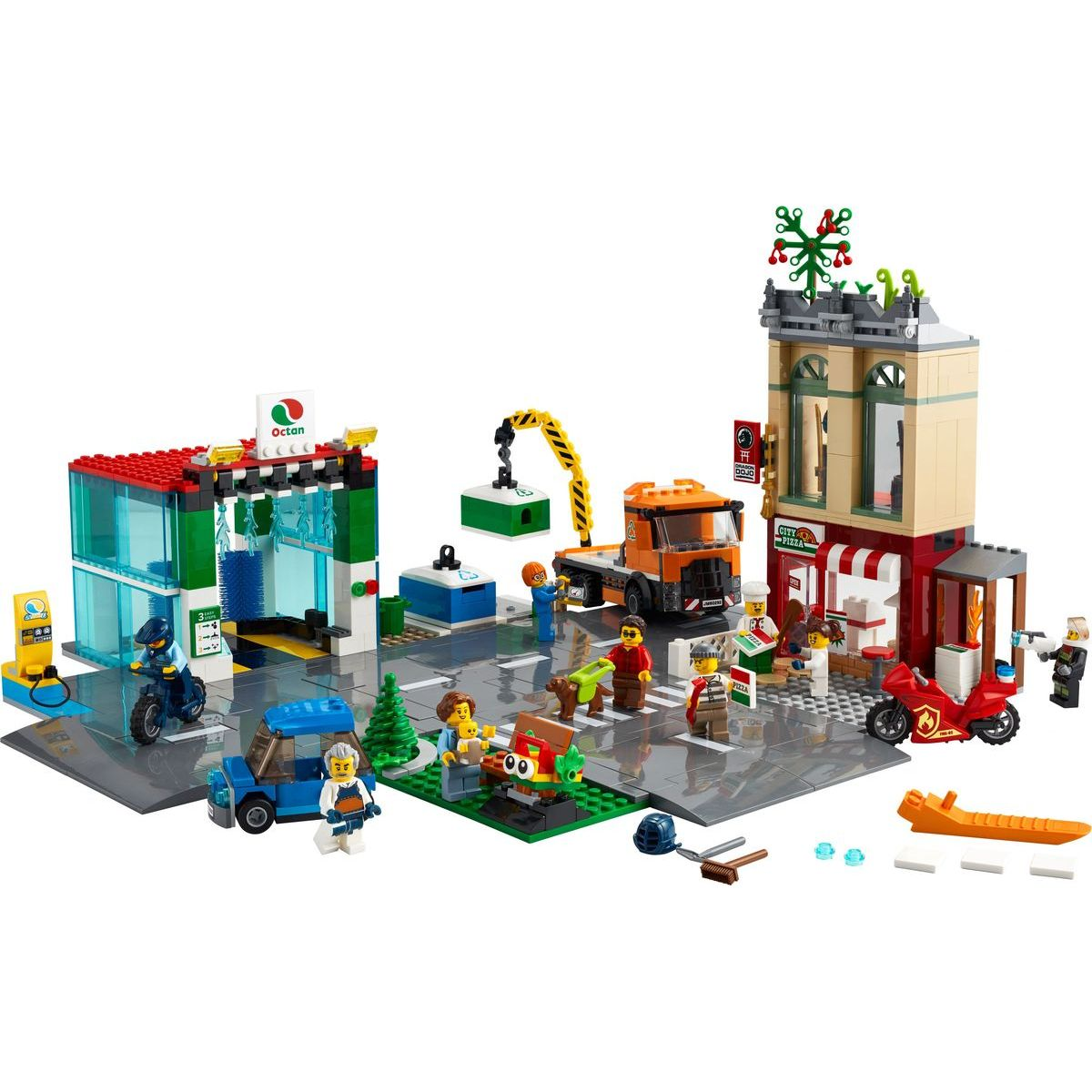 LEGO City 60292 Centrum mestečka