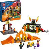 LEGO® City 60293 Kaskadérský tréninkový park