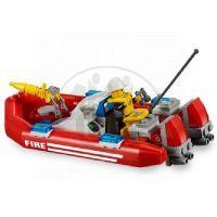 LEGO CITY 7213 Hasičské auto se člunem 3