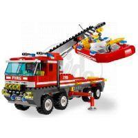 LEGO CITY 7213 Hasičské auto se člunem 5