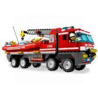 LEGO CITY 7213 Hasičské auto se člunem 6