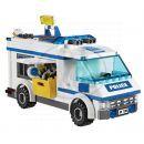LEGO CITY 7286 Přeprava vězně 3