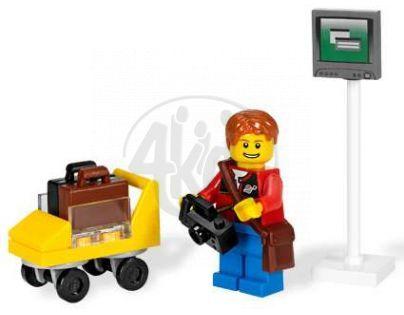 LEGO CITY 7567 Cestovatel