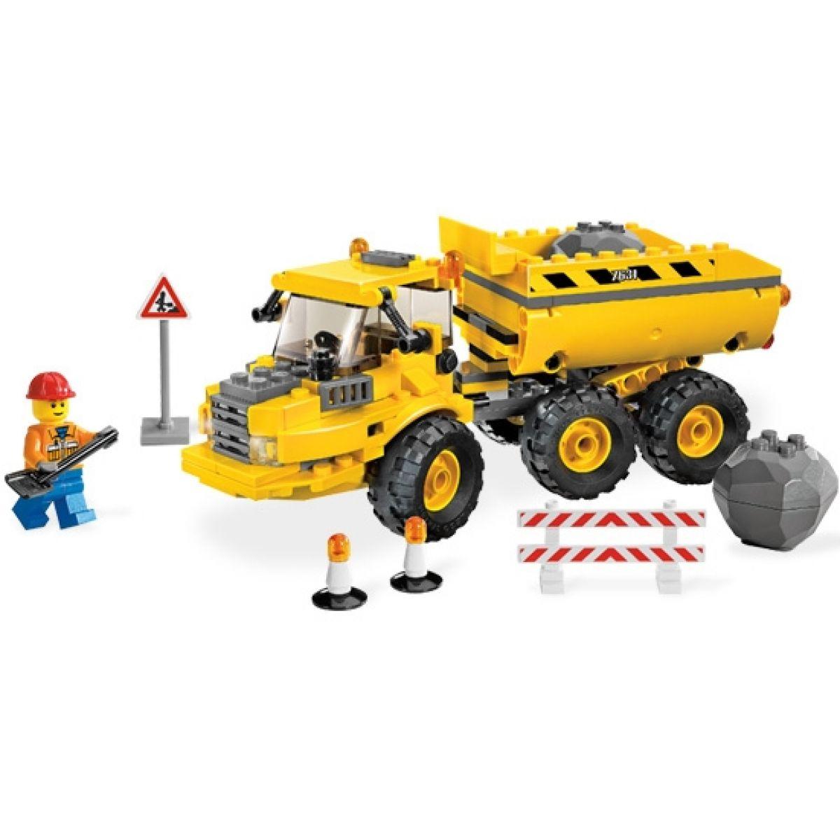 LEGO CITY 7631 Sklápěčka