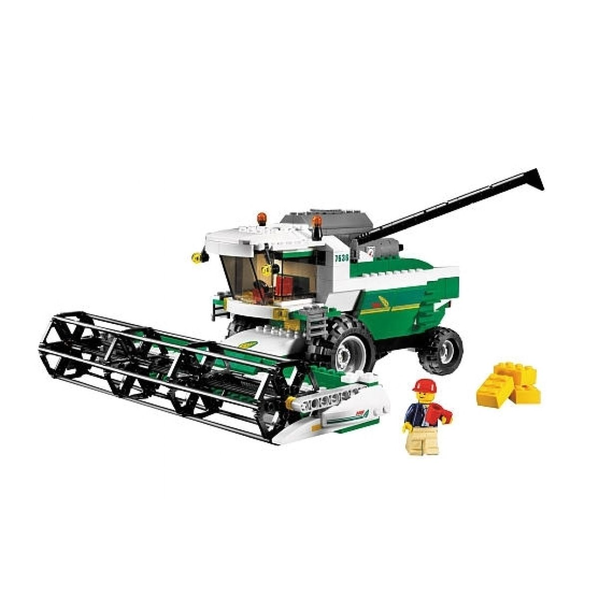 LEGO CITY 7636 Kombajn